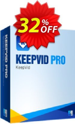 KeepVid Pro for Mac Coupon, discount KeepVid Pro for Mac imposing offer code 2019. Promotion: imposing offer code of KeepVid Pro for Mac 2019