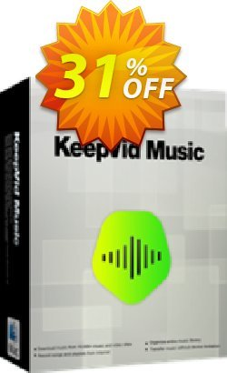 KeepVid Music for Mac Coupon, discount KeepVid Music for Mac best deals code 2019. Promotion: best deals code of KeepVid Music for Mac 2019