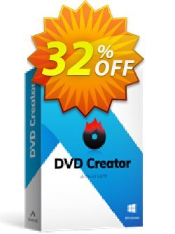 Aimersoft DVD Creator for Windows Coupon, discount 91165 DVD Creator 30%OFF. Promotion: