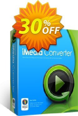 iSkysoft iMedia Converter Coupon, discount iSkysoft iMedia Converter awful sales code 2019. Promotion: awful sales code of iSkysoft iMedia Converter 2019