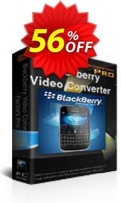 WonderFox BlackBerry Video Converter Factory Pro Coupon, discount BlackBerry Video Converter Factory Pro special promo code 2019. Promotion: special promo code of BlackBerry Video Converter Factory Pro 2019