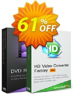 WonderFox DVD Ripper Pro + Free Get HD Video Converter Factory Pro Coupon, discount Buy WonderFox DVD Ripper Pro(+ Free Get HD Video Converter Factory Pro) imposing promotions code 2019. Promotion: imposing promotions code of Buy WonderFox DVD Ripper Pro(+ Free Get HD Video Converter Factory Pro) 2019