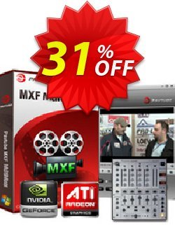 Pavtube MXF MultiMixer Coupon, discount Pavtube MXF MultiMixer super sales code 2021. Promotion: super sales code of Pavtube MXF MultiMixer 2021