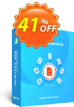 Apowersoft PDF Converter - Lifetime License  Coupon, discount PDF Converter Personal License (Lifetime) awful offer code 2020. Promotion: awful offer code of PDF Converter Personal License (Lifetime) 2020
