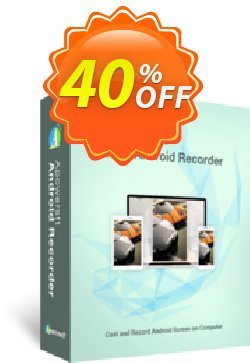 Apowersoft Android Recorder Family License - Lifetime  Coupon, discount Apowersoft Android Recorder Family License (Lifetime) Best promo code 2020. Promotion: Best promo code of Apowersoft Android Recorder Family License (Lifetime) 2020