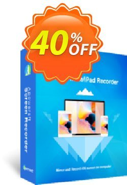 Apowersoft iPhone/iPad Recorder Family License - Lifetime  Coupon, discount Apowersoft iPhone/iPad Recorder Family License (Lifetime) Staggering promotions code 2020. Promotion: Staggering promotions code of Apowersoft iPhone/iPad Recorder Family License (Lifetime) 2020