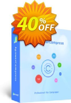 ApowerCompress Commercial License - Lifetime  Coupon, discount ApowerCompress Commercial License (Lifetime Subscription) staggering discount code 2020. Promotion: staggering discount code of ApowerCompress Commercial License (Lifetime Subscription) 2020