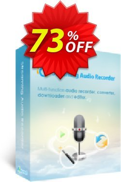 Streaming Audio Recorder Lifetime Coupon, discount Streaming Audio Recorder Personal License (Lifetime Subscription) super promotions code 2020. Promotion: amazing discounts code of Streaming Audio Recorder Personal License (Lifetime Subscription) 2020