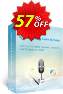 Streaming Audio Recorder Business Lifetime Coupon, discount Streaming Audio Recorder Commercial License (Lifetime Subscription) hottest offer code 2020. Promotion: big deals code of Streaming Audio Recorder Commercial License (Lifetime Subscription) 2020