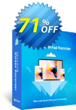 Apowersoft iPhone/iPad Recorder Yearly Coupon, discount Apowersoft iPhone/iPad Recorder Personal License (Yearly Subscription) wondrous offer code 2020. Promotion: marvelous deals code of Apowersoft iPhone/iPad Recorder Personal License (Yearly Subscription) 2020