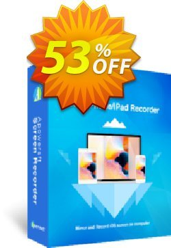 Apowersoft iPhone/iPad Recorder Business Yearly Coupon, discount Apowersoft iPhone/iPad Recorder Commercial License (Yearly Subscription) amazing discounts code 2020. Promotion: awful promo code of Apowersoft iPhone/iPad Recorder Commercial License (Yearly Subscription) 2020