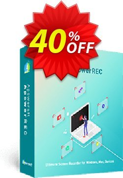 Apowersoft Screen Recorder Pro Family License Coupon, discount Apowersoft Screen Recorder Pro Family License (Lifetime) Awesome offer code 2020. Promotion: Awesome offer code of Apowersoft Screen Recorder Pro Family License (Lifetime) 2020