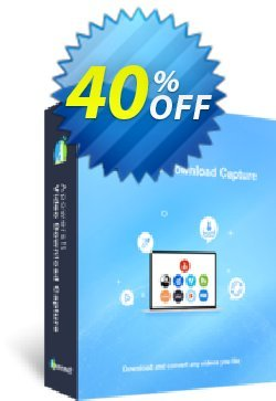 Apowersoft Video Download Capture Family License Coupon, discount Video Download Capture Family License (Lifetime) Wonderful offer code 2020. Promotion: Wonderful offer code of Video Download Capture Family License (Lifetime) 2020