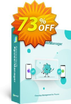 ApowerManager Lifetime Coupon, discount ApowerManager Personal License (Lifetime Subscription) awful deals code 2020. Promotion: marvelous promotions code of ApowerManager Personal License (Lifetime Subscription) 2020