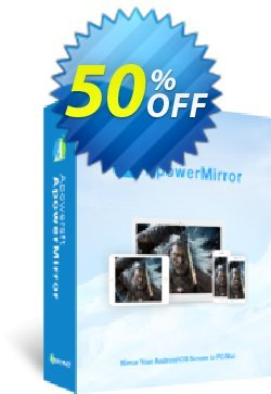 ApowerMirror Family License - Lifetime  Coupon, discount ApowerMirror Family License (Lifetime) Super promo code 2020. Promotion: Super promo code of ApowerMirror Family License (Lifetime) 2020