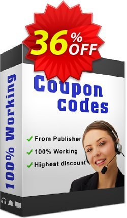 Joboshare WMV Video Converter Coupon, discount Joboshare coupon discount (18267). Promotion: discount coupon for all