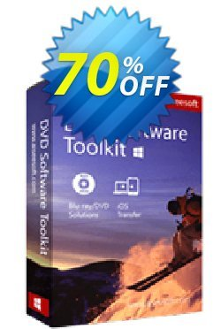 Aiseesoft DVD Software Toolkit Lifetime License Coupon, discount 40% Aiseesoft. Promotion: 40% Off for All Products of Aiseesoft