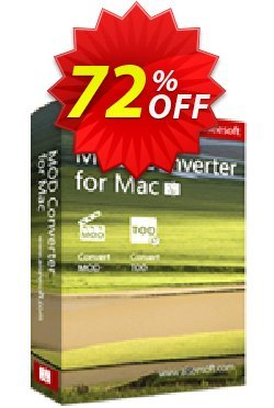 Aiseesoft MOD Converter for Mac Coupon, discount 50% Aiseesoft. Promotion: 50% Off for All Products of Aiseesoft