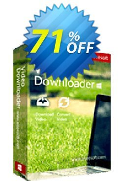 Aiseesoft Video Downloader Coupon discount 40% Aiseesoft - 40% Off for All Products of Aiseesoft
