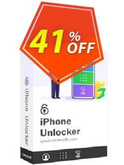 Aiseesoft iPhone Unlocker Coupon, discount Aiseesoft iPhone Unlocker - 1 Year/6 iOS Devices Hottest promo code 2021. Promotion: Hottest promo code of Aiseesoft iPhone Unlocker - 1 Year/6 iOS Devices 2021
