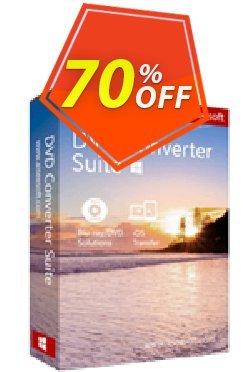 Aiseesoft DVD Converter Suite Coupon, discount 40% Aiseesoft. Promotion: