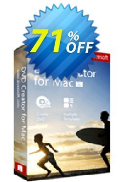 Aiseesoft DVD Creator for Mac Coupon, discount 40% Aiseesoft. Promotion: 40% Off for All Products of Aiseesoft