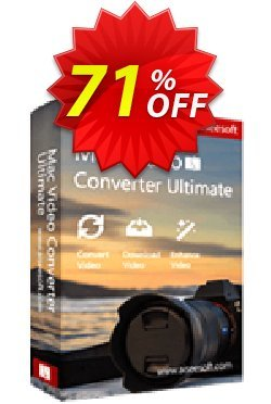 Aiseesoft Mac Video Converter Ultimate Coupon, discount 50% Aiseesoft. Promotion: 50% Off for All Products of Aiseesoft