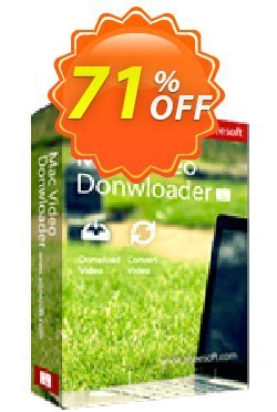 Aiseesoft Mac Video Downloader Coupon, discount 50% Aiseesoft. Promotion: 50% Off for All Products of Aiseesoft
