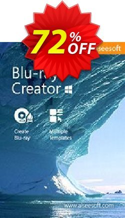 Aiseesoft Blu-ray Creator Coupon discount Aiseesoft Blu-ray Creator formidable deals code 2020 - 40% Off for All Products of Aiseesoft