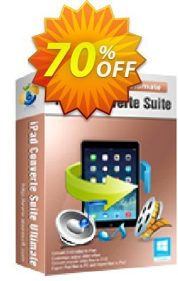 Aiseesoft iPad Converter Suite Ultimate Coupon, discount Aiseesoft iPad Converter Suite Ultimate big offer code 2020. Promotion: 40% Off for All Products of Aiseesoft