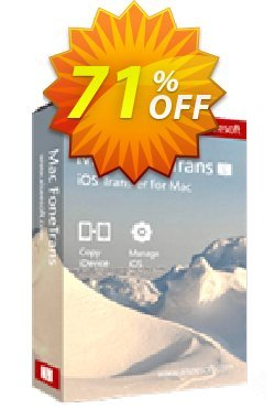 Mac FoneTrans Coupon, discount 40% Aiseesoft. Promotion: 40% Off for All Products of Aiseesoft