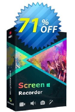 Aiseesoft Screen Recorder Coupon, discount 40% Aiseesoft. Promotion: