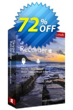Aiseesoft Skype Recorder Coupon, discount 40% Aiseesoft. Promotion: