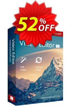 Aiseesoft Video Editor for Mac Coupon discount 40% Aiseesoft - 40% Aiseesoft Coupon code