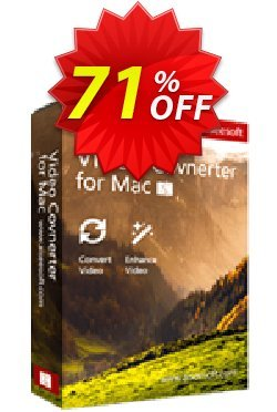 Aiseesoft Video Converter for Mac Coupon discount Aiseesoft Video Converter for Mac marvelous discount code 2019. Promotion: 50% Off for All Products of Aiseesoft