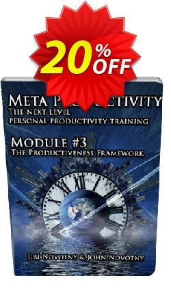 Meta Productivity Coupon, discount 20% OFF Meta Productivity, verified. Promotion: Wondrous deals code of Meta Productivity, tested & approved