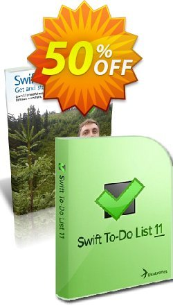 Swift To-Do List + Swift Mind Freedom Coupon discount 20% OFF Swift To-Do List + Swift Mind Freedom, verified. Promotion: Wondrous deals code of Swift To-Do List + Swift Mind Freedom, tested & approved