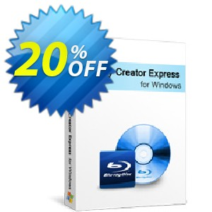 Xilisoft Blu-ray Creator 2 Coupon, discount 20% off for all products. Promotion: 20% off