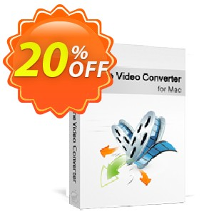 Xilisoft Online Video Converter for Mac Coupon, discount 20% off for all products. Promotion: 20% off