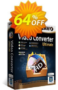 Leawo Video Converter Ultimate [LIFETIME] Coupon, discount Leawo coupon (18764). Promotion: Leawo discount