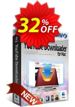 Leawo YouTube Downloader for Mac Lifetime Coupon, discount Leawo coupon (18764). Promotion: Leawo discount
