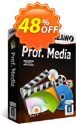 Leawo Prof. Media Coupon, discount Leawo Prof. Media imposing discounts code 2019. Promotion: imposing discounts code of Leawo Prof. Media 2019