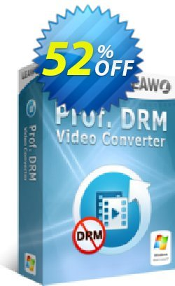 Leawo Prof. DRM Video Converter Coupon discount TunesCopy Promotion. Promotion: super promotions code of Leawo Prof. DRM Video Converter 2019