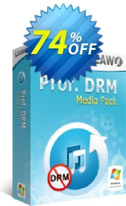 Leawo Prof. DRM Media Pack Coupon, discount Leawo Prof. DRM Media Pack exclusive promotions code 2019. Promotion: exclusive promotions code of Leawo Prof. DRM Media Pack 2019