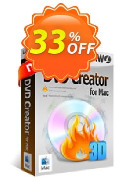 Leawo DVD Creator for Mac Coupon, discount Leawo coupon (18764). Promotion: Leawo discount