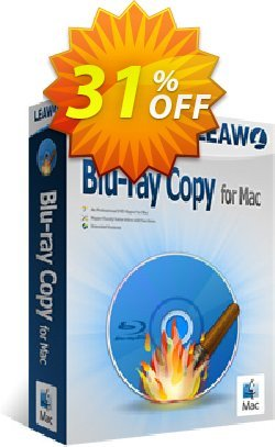 Leawo Blu-ray Copy for Mac Coupon, discount Leawo coupon (18764). Promotion: Leawo discount