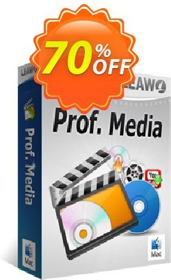 Leawo Total Media Converter Ultimate Mac Coupon, discount Leawo coupon (18764). Promotion: Leawo discount
