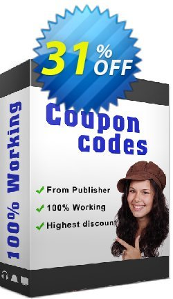 Aoao Watermark Business License for Affiliate Coupon, discount AoaoPhoto Video Watermark (18859) discount. Promotion: Aoao coupon codes discount