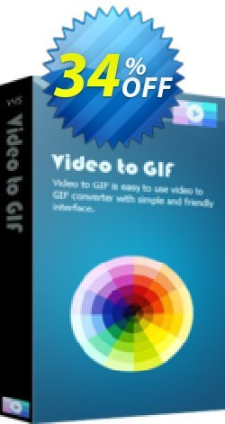 Video to GIF Coupon discount Video to GIF special discounts code 2021. Promotion: special discounts code of Video to GIF 2021