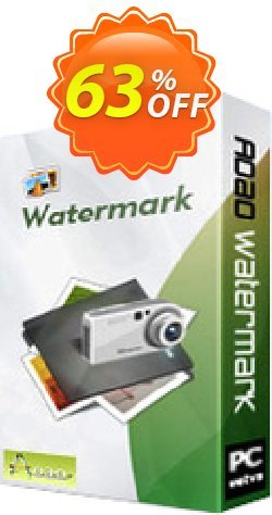 Aoao Photo Watermark Coupon, discount Aoao Photo Watermark special offer code 2019. Promotion: special offer code of Aoao Photo Watermark 2019